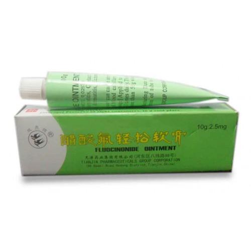 Fluocinonide Ointment 0.025%  10g